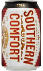 SOUTHERN COMFORT & COLA