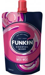 Funkin Single Serve Mixer - Strawberry Woo Woo