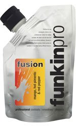FUNKIN FUSION - Mango, Red Pepper & Hot Pimento Puree