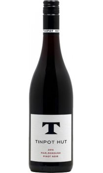 Tinpot Hut - Marlborough Pinot Noir 2015