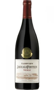 Fairview - 'Jakkalsfontein' Shiraz 2009