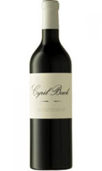 Fairview - 'Cyril Back' Shiraz 2009