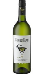 GOATS DO ROAM - 'Goats do Roam' White 2010