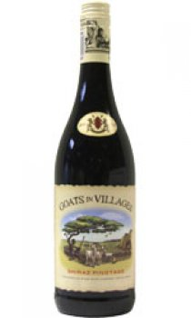 GOATS DO ROAM - 'Goats in Villages' Shiraz/Pinotage 2008