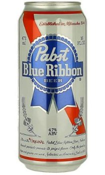 Pabst - Blue Ribbon PBR