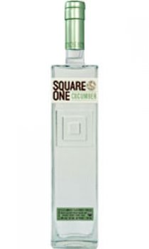 Square One - Cucumber Vodka