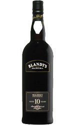 Blandys - Malmsey 10 Year Old