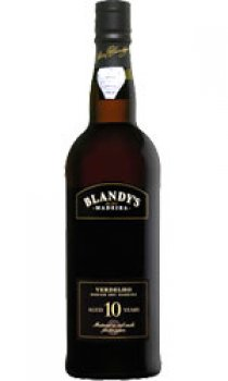 Blandys - Verdelho 10 Year Old
