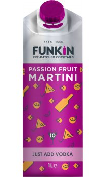 Funkin Cocktail Mixer - Passion Fruit Martini