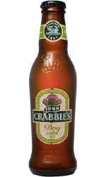 Crabbies - Dry Ginger Ale
