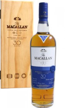 Macallan - 30 Year Old Fine Oak