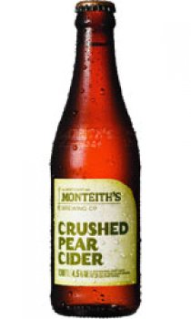 Monteiths - Crushed Pear Cider