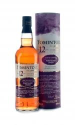 Tomintoul - 12 Year Old Port Wood Finish
