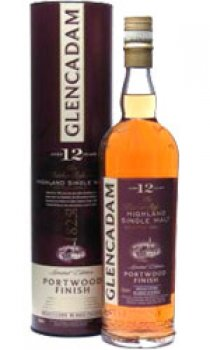 Glencadam - 12 Year Old Port Wood