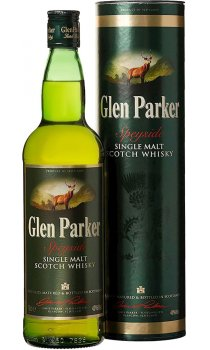Glen Parker - Single Malt Scotch Whisky