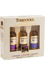 Tomintoul - Triple Pack