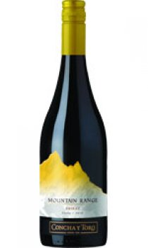 Concha y Toro - Mountain Range Shiraz 2011