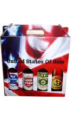 United States Of Beer - 4 Bottles