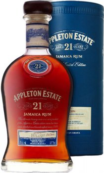Appleton - Estate 21 Year Old