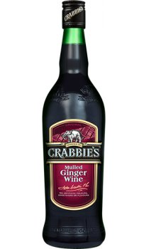 Crabbies - Mulled Ginger Wine