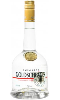 Goldschlager Cuts Throat
