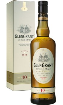 Glen Grant - 10 Year Old