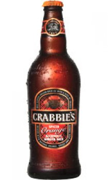 Crabbies - Spiced Orange