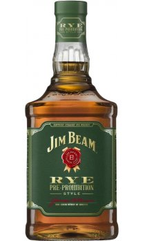 Jim Beam - Choice Rye Yellow 4 Year Old
