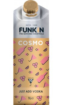 Funkin Cocktail Mixer - Cosmopolitan