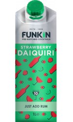 Funkin Cocktail Mixer - Strawberry Daiquiri