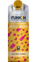 Funkin Cocktail Mixer - Strawberry Woo Woo