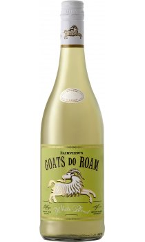 Goats do Roam - 'Goats do Roam' White 2015