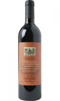 Seghesio - Sonoma County Barbera 2008