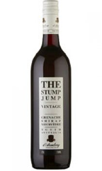 d'Arenberg - The Stump Jump, Grenache, Shiraz, Mouvedre 2010