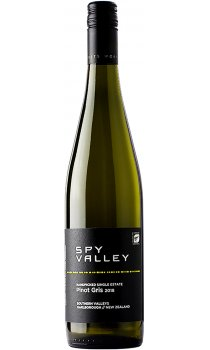 Spy Valley - Marlborough Pinot Gris 2016