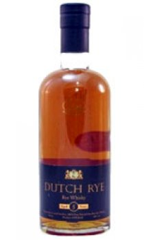 Zuidam - Dutch Rye Whiskey 5 Year Old
