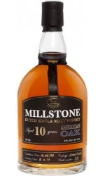 Millstone Distillery - Single Cask American Oak 10 Year Old