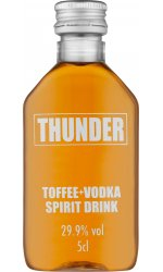 Thunder - Toffee Vodka Miniature