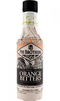 Fee Brothers - Gin Barrel Aged Orange Bitters