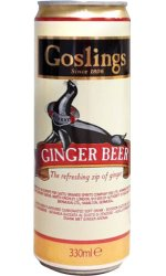 Goslings - Ginger Beer