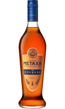 Metaxa - Amphora 7 Star