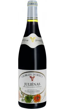 Duboeuf - Julienas 2011 Flower Label