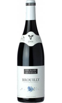 Duboeuf - Brouilly 2010 Flower Label