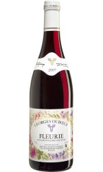 Duboeuf - Fleurie 2015 Flower Label
