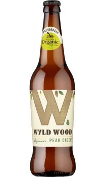 WESTONS - Wyld Wood Organic Pear Cider_New