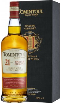 Tomintoul - 21 Year Old