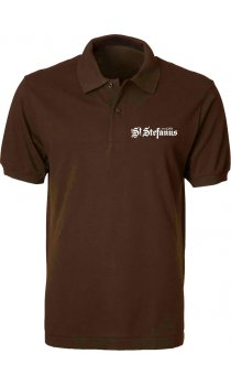 St Stefanus - Polo Shirt Medium