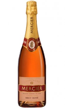 Mercier - Brut Rose NV