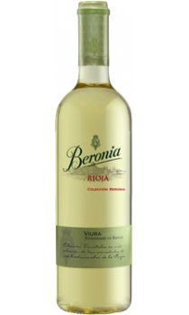 Beronia - Coleccion Barrel Fermented Viura 2012