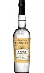 Plantation Rum - Three Stars White Rum